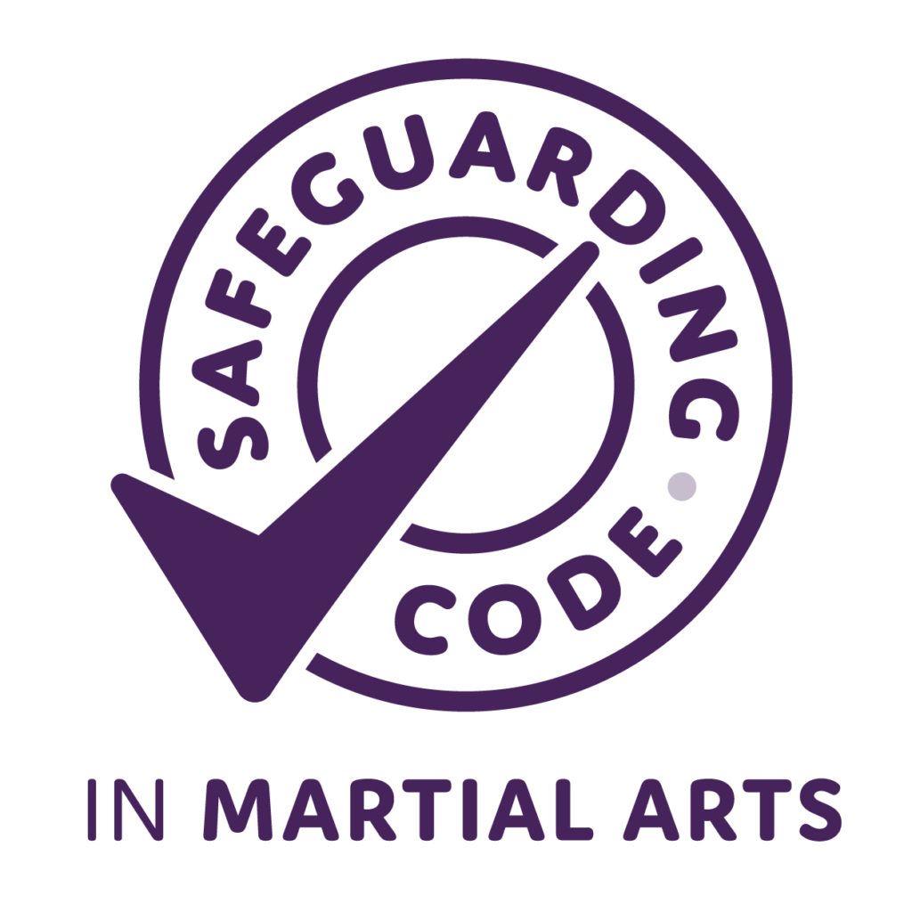 Bridgnorth TKD has been awarded a Mark from the Safeguarding Code in Martial Arts